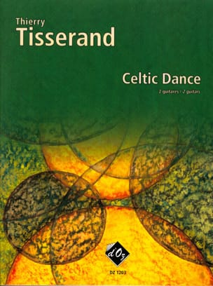Celtic Dance TISSERAND Partition Guitare - laflutedepan