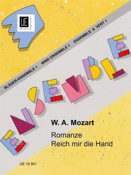 Romanze - Reich' mir die Hand mein Leben - MOZART - laflutedepan.com