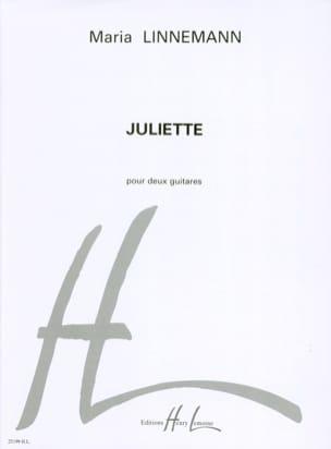 Juliette Maria Linnemann Partition Guitare - laflutedepan