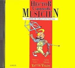 Sylvie DEBEDA, Florence MARTIN et Caroline HESLOUIS - CD - Hector The Apprentice Musician - Volume 2 - Partition - di-arezzo.co.uk