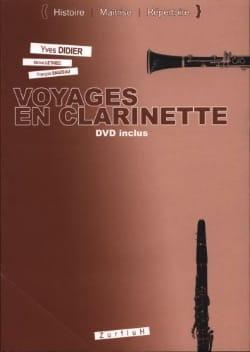 Voyages En Clarinette - laflutedepan.com