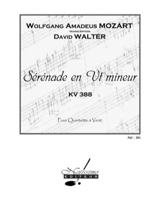 Sérénade en Ut Mineur Kv 388 -Quintette à Vents laflutedepan