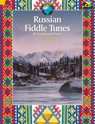 Russian Fiddle Tunes - Violon Traditionnel Partition laflutedepan