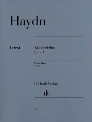 Trios avec piano, volume 1 HAYDN Partition Trios - laflutedepan