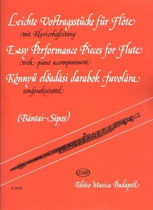 Easy performances pieces for flute laflutedepan