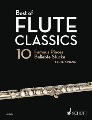 Best of Flute Classics - Flûte et piano - laflutedepan.com