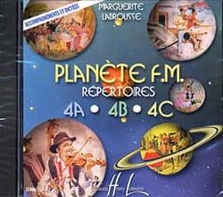 CD - Planète FM Volume 4 - Accompagnements/Dictées laflutedepan