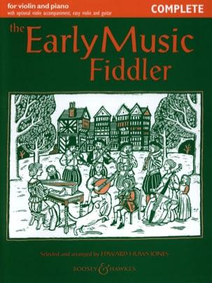 The Early Music Fiddler - Complete Jones Edward Huws laflutedepan