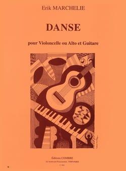 Danse - Cello Ou Alto Guitare - Erik Marchelie - laflutedepan.com