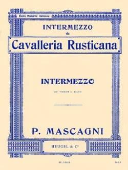 Intermezzo extr. Cavalleria Rusticana Pietro Mascagni laflutedepan