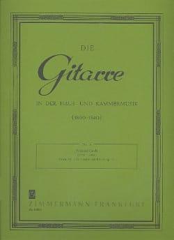 Sonate Nr. 2 op. 21 -Gitarre u. Klavier laflutedepan