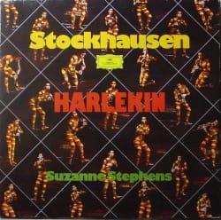 Harlekin STOCKHAUSEN Partition Clarinette - laflutedepan