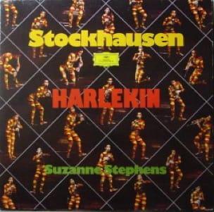 Harlekin - STOCKHAUSEN - Partition - Clarinette - laflutedepan.com