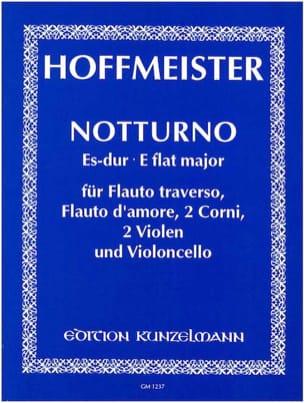 Notturno Es-Dur - Partitur + Stimmen HOFFMEISTER laflutedepan