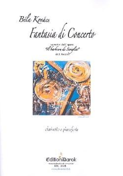 Fantaisie de Concert Sur le Barbier de Seville de Rossini laflutedepan