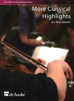 More Classical Highlights Nico Dezaire Partition laflutedepan