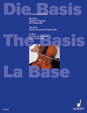 La Base - Exercices journaliers pour violoncelle laflutedepan