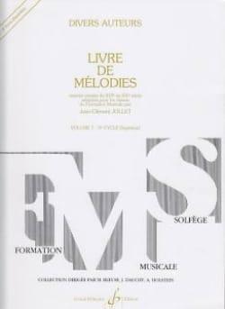 Livre de Mélodies Volume 7 - Supérieur laflutedepan