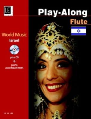 Play -Along Israel Flute - Brauer / Meiri - laflutedepan.com