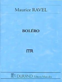 Maurice Ravel - Bolero - Driver - Partition - di-arezzo.com