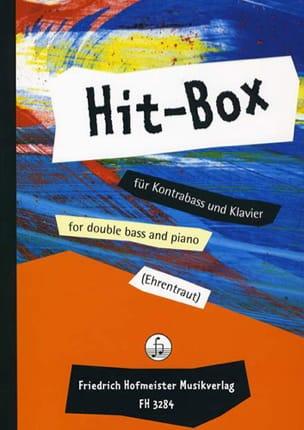 Hit-Box - Ehrentraut Ulrich - Partition - laflutedepan.com