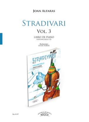 Stradivari Violoncelle 3 (Acct piano) - laflutedepan.com