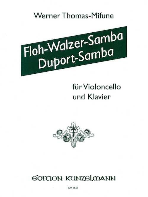Floh-Walzer-Samba / Duport-Samba - laflutedepan.com