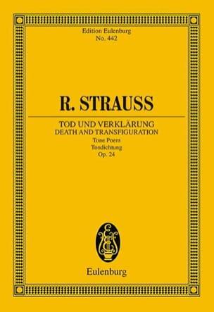 Tod und Verklärung, Opus 24 - Richard Strauss - laflutedepan.com