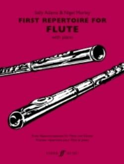 First repertoire for Flute - laflutedepan.com