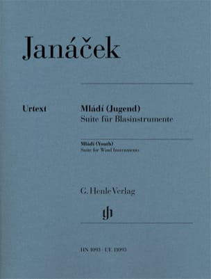 Mladi, Suite JANACEK Partition Sextuors - laflutedepan