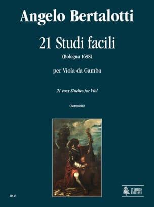 21 Studi Facili Angelo Bertalotti Partition laflutedepan