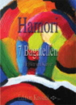7 Bagatelles - Flöte Klavier - Thomas Hamori - laflutedepan.com