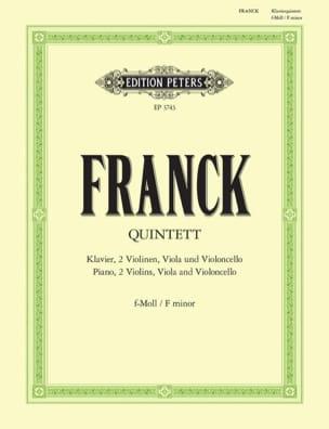 Quintette avec piano en fa mineur -parties instrumentales laflutedepan