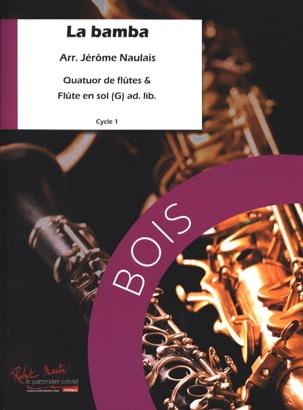 La Bamba - Arrgt. Flûtes Jérôme Naulais Partition laflutedepan
