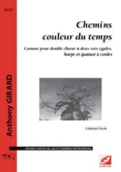 Chemins couleur du temps - Conducteur Anthony Girard laflutedepan