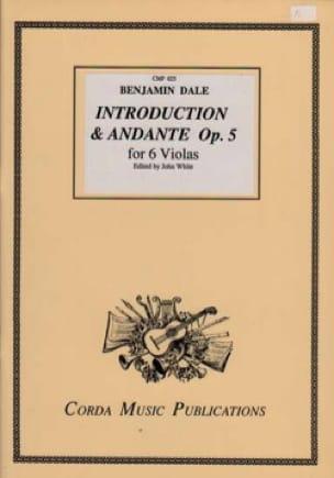 Introduction and Andante Opus 5 - 6 Altos - laflutedepan.com