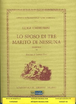 Lo sposo di tre marito di nessuna, Sinfonia CHERUBINI laflutedepan