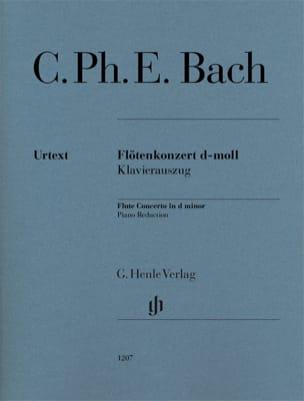 Concerto pour Flûte en ré mineur - Flûte et piano laflutedepan