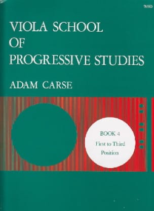 Viola School of progressive studies - Volume 4 - laflutedepan.com