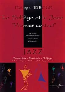 Le Solfège et le Jazz : Premier Contact Philippe Ribour laflutedepan