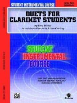 Duets for Clarinet Students - laflutedepan.com