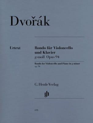 Rondo en sol mineur op. 94 pour violoncelle et piano laflutedepan