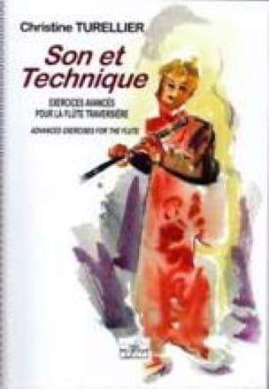 Son et Technique - Christine Turellier - Partition - laflutedepan.com