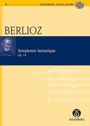 Symphonie Fantastique Opus 14 BERLIOZ Partition laflutedepan