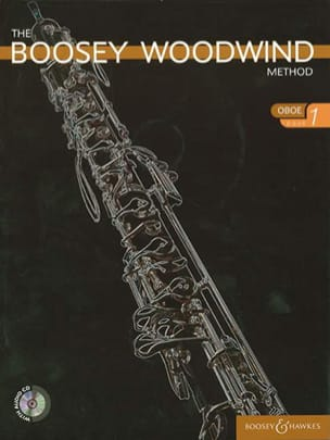The Boosey Woodwind Method Oboe Chris Morgan Partition laflutedepan