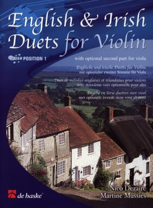 English and Irish Duets for Violin laflutedepan