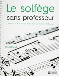 Le Solfège sans professeur Partition Solfèges - laflutedepan