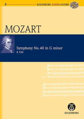Symphonie N° 40 En Sol Min. Kv 550 - MOZART - laflutedepan.com