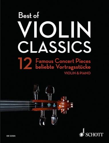 Best of Violon Classics - Violon et piano - laflutedepan.com