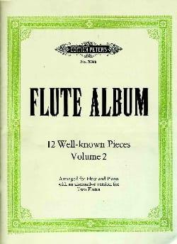Flute Album - Volume 2 - Peter Hodgson - Partition - laflutedepan.com